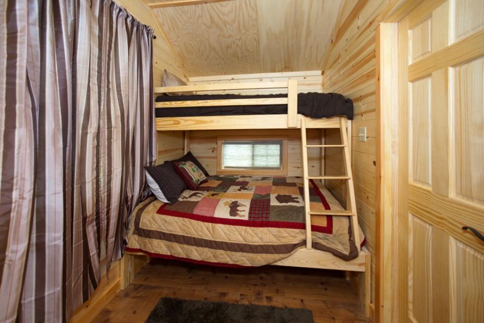 green drake deluxe cabin