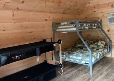 Barn style cabin