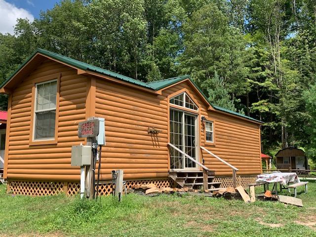Green Drake cabin